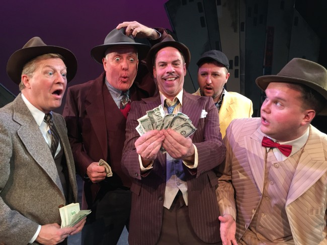Theatre Review: Gallery Players' Guys and Dolls is Mostly a Winner